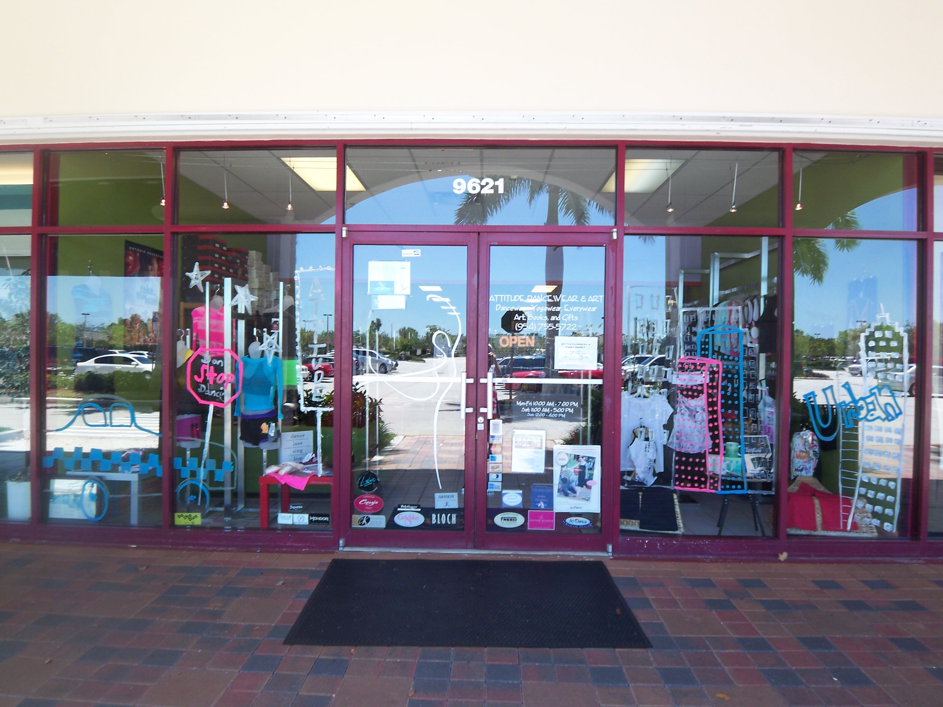 A dance store near Miami, Davie, Weston and Boca R