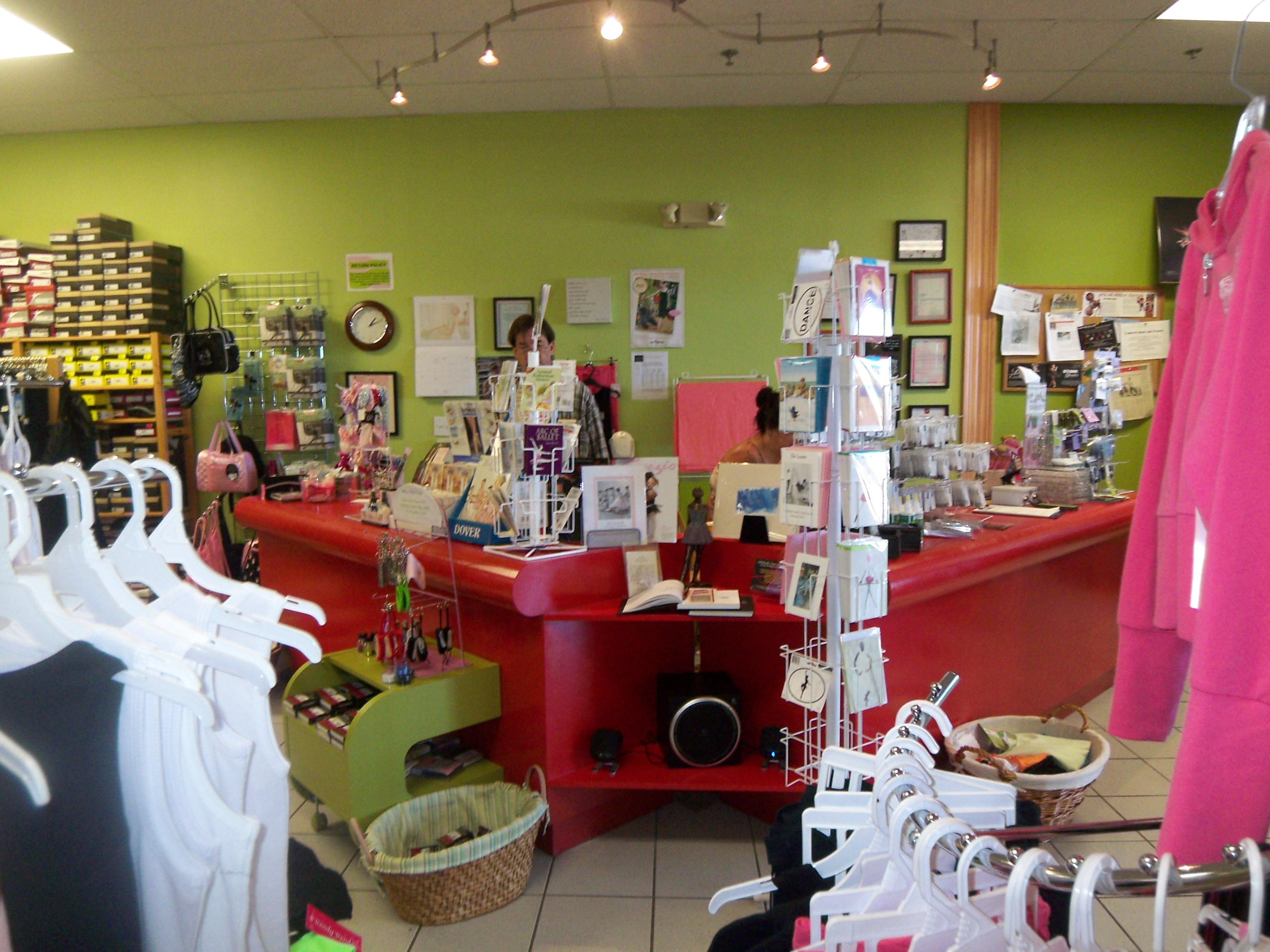 Florida Teacher Discounts >> Dancewear and dance shoes in Florida, Coral Springs.