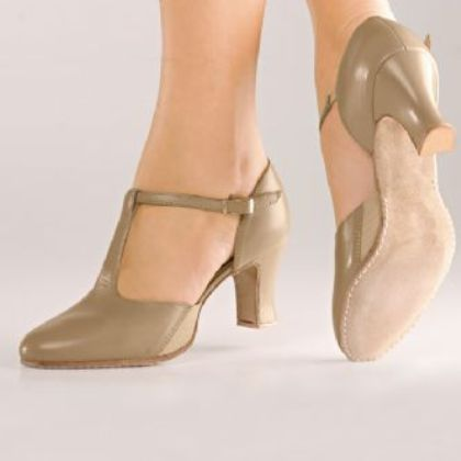 Ballroom Dance Shoes - Sasha by DiMichi International